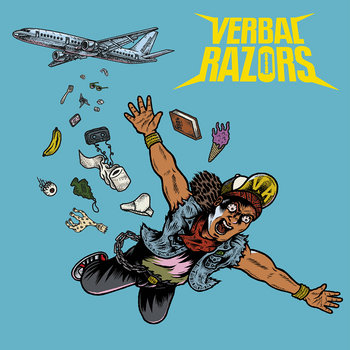 Verbal Razors cover art