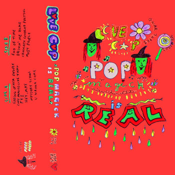 Pop Magick is Real cover art