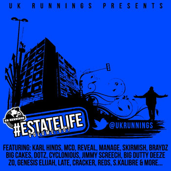 UK Runnings #EstateLife - Volume 007 cover art