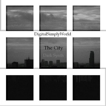 The City Dark Synth cover art