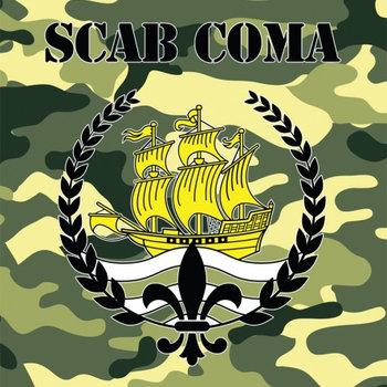 Scab Coma cover art
