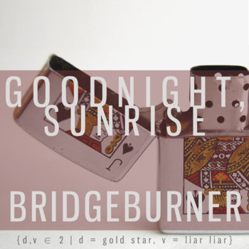 D/V 2: Bridgeburner cover art