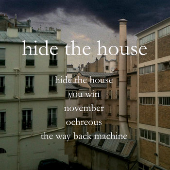 Hide the House cover art