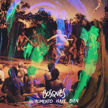 El alimento hace bien EP (2013) cover art