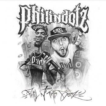 Phil N' The Dotz cover art