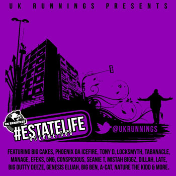 UK Runnings #EstateLife - Volume 008 cover art