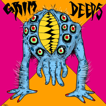 GRIM DEEDS HAS NEEDS cover art