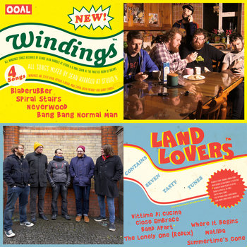 windings/Land Lovers cover art