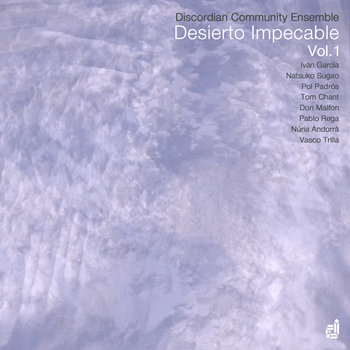 Desierto Impecable Vol.1 cover art