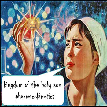 Pharmacokinetics cover art