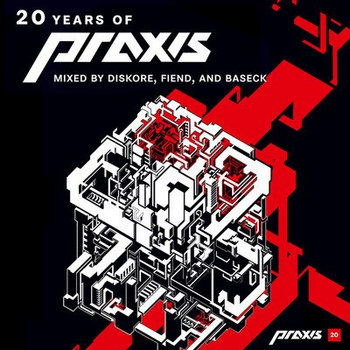 20 Years of Praxis cover art