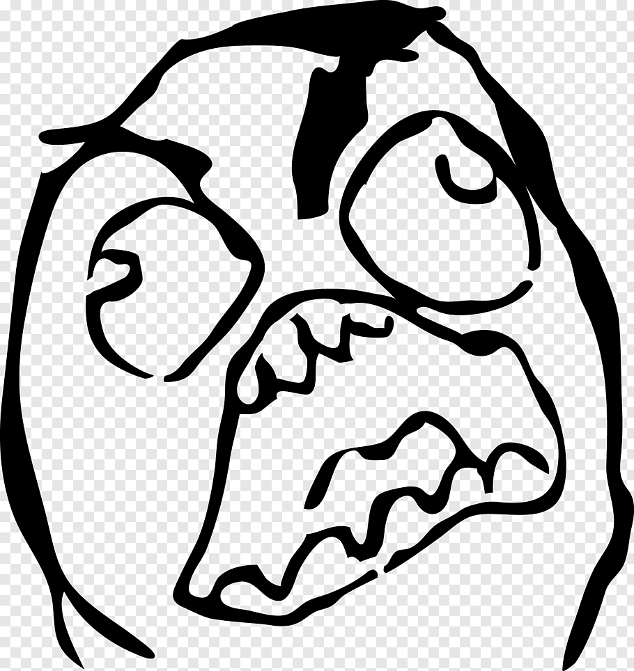 Rage Face Troll Face Free Png Pngfuel