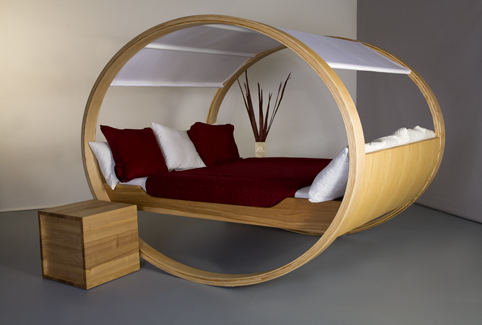 Private Cloud: Is It A Functional Design For A Bed?