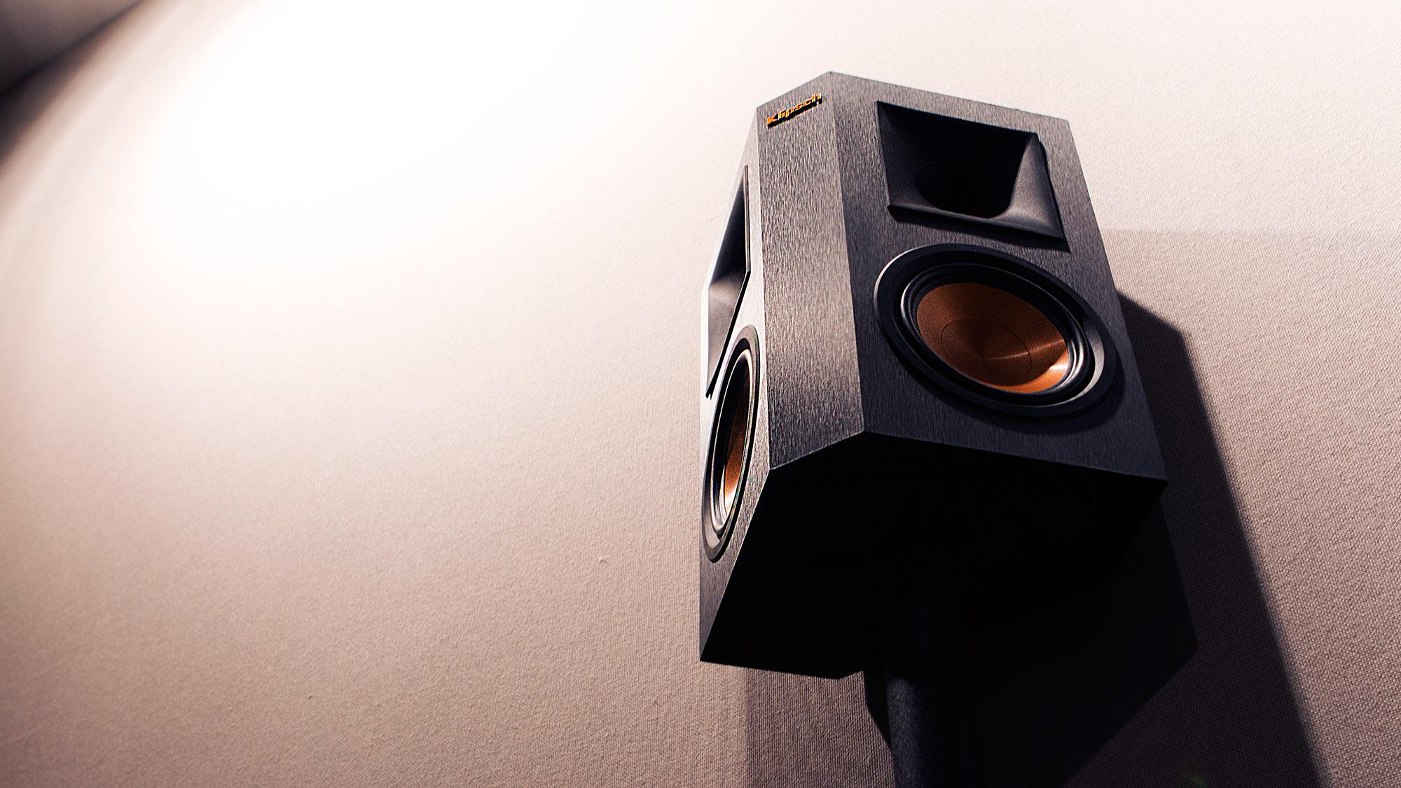 surround sound speakers   klipsch