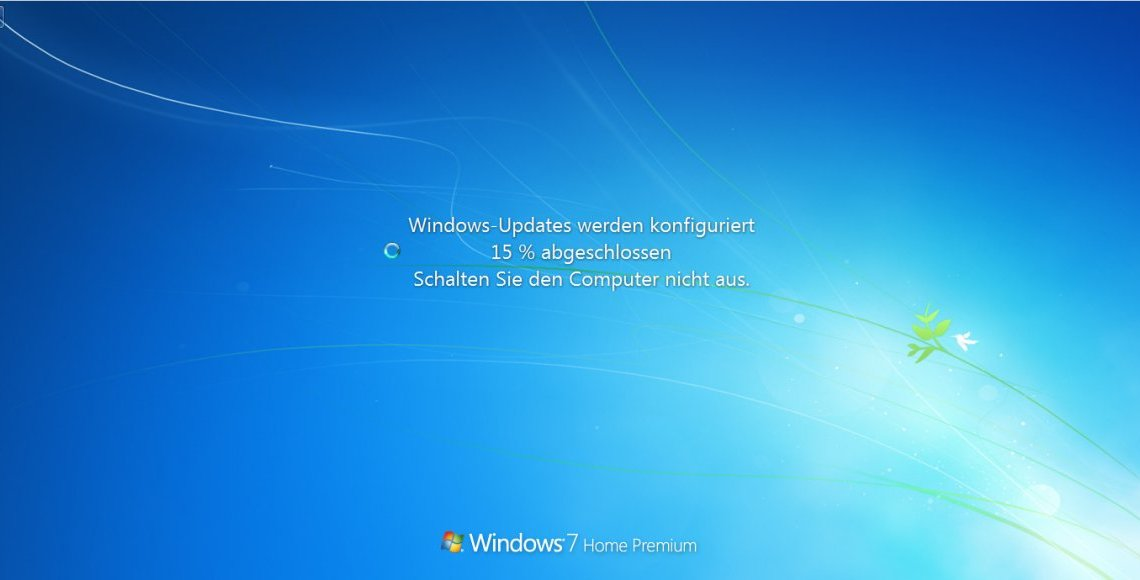 Windows 8 Startproblem nach Stromausfall