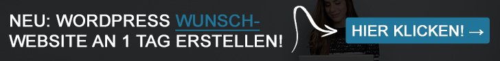 Wordpress Schnellkurs