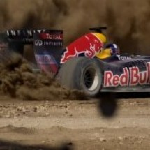 Coulthard At COTA