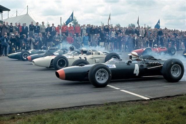 British GP 1965