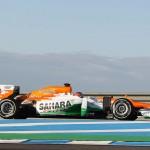Jules Bianchi—2012 Jerez testing