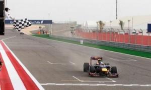 Vettel—Bahrain 2012