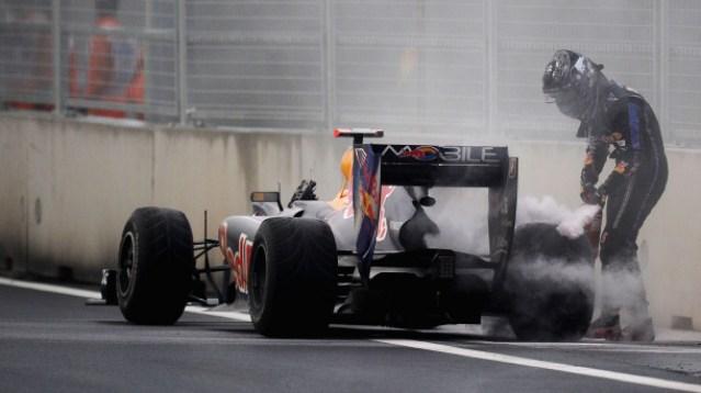 Vettel—Korea 2010