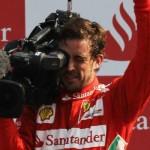 Alonso—Monza 2012 podium
