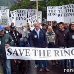 STR Protest 2011