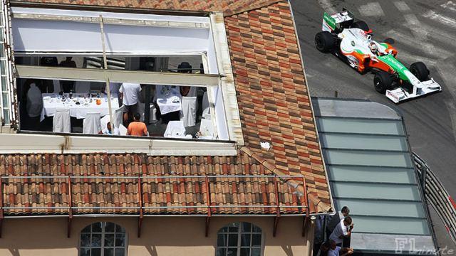 Sutil—Monaco 2009
