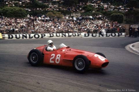 Moss at Monaco