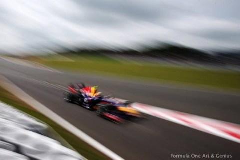 Webber—Silverstone 2013