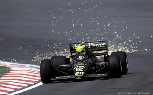 Senna—Lotus98T