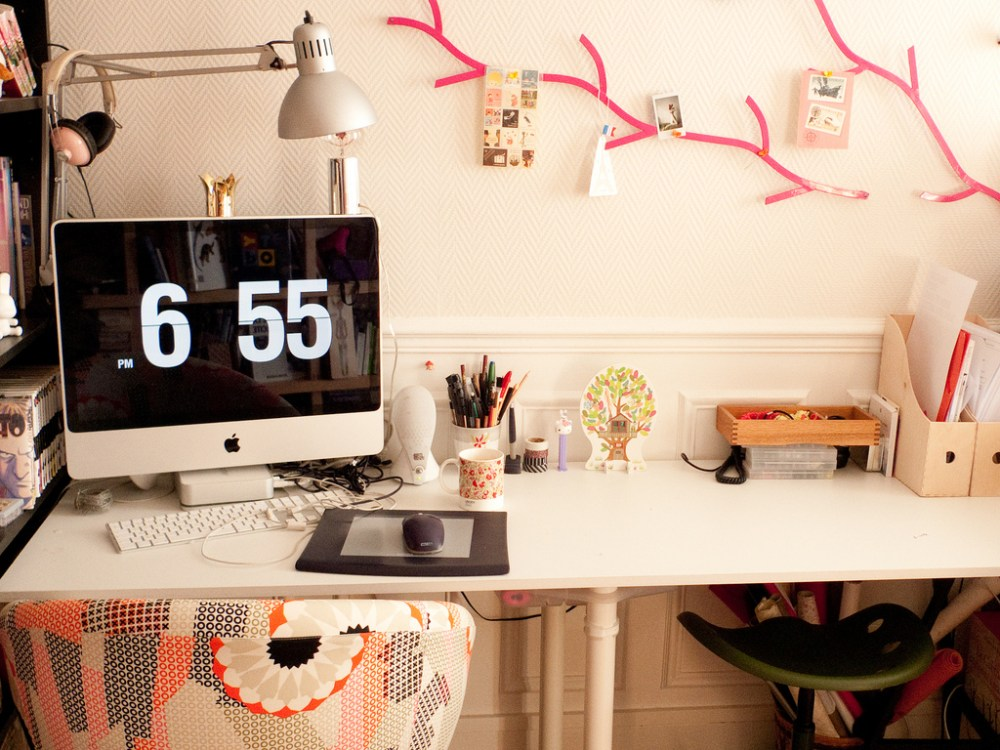 Furniture Meja Home Office