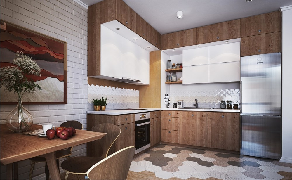 Bahan Kitchen Set Kayu Solid