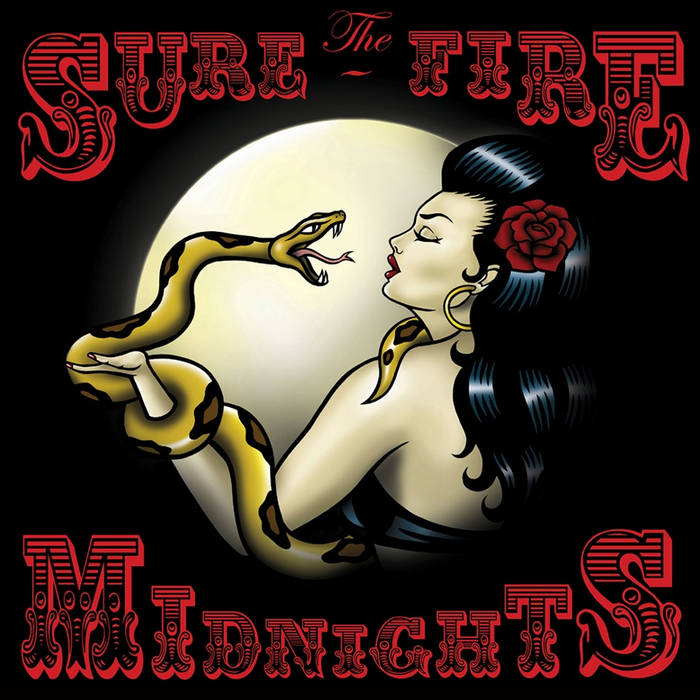 Strike At Midnight cover art