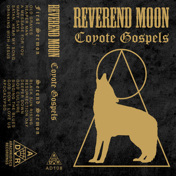 Coyote Gospels cover art