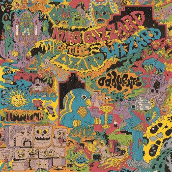 Oddments cover art