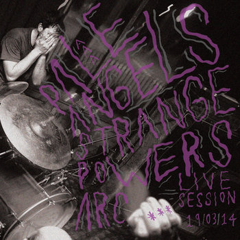 "Strange Powers (ARC Live Session) 7"" cover art"