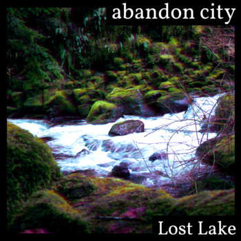 Lost Lake cover art