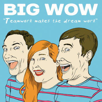 Teamwork Makes the Dream Work cover art
