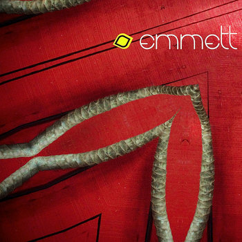 "LP DEBUT ""emmett"" cover art"