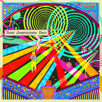 three dimensional tanx cover art