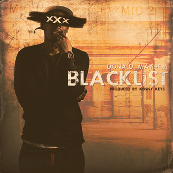 Blacklist cover art
