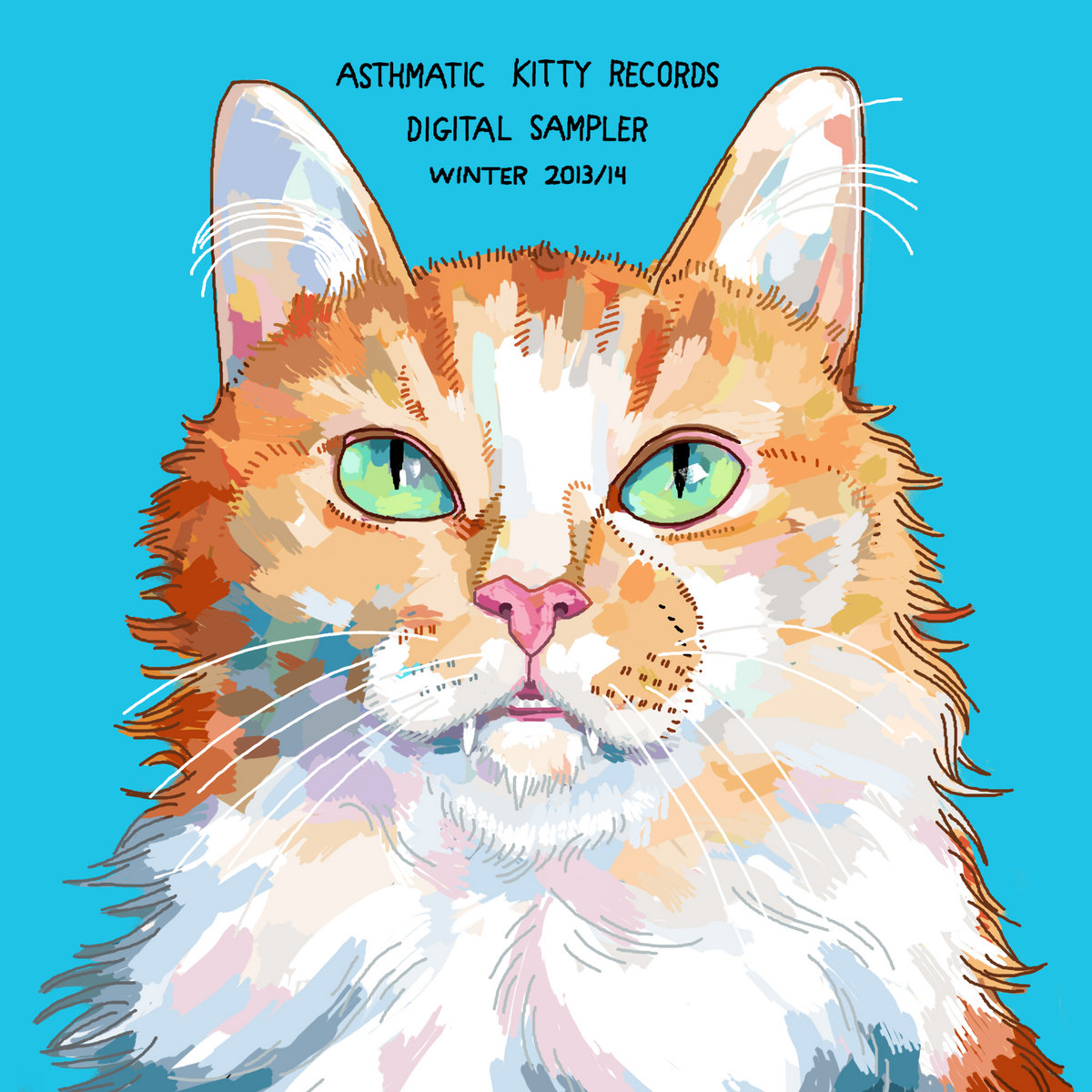 Asthmatic Kitty Records