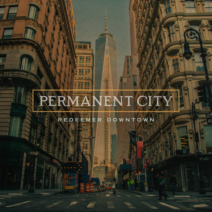 Permanent City cover art