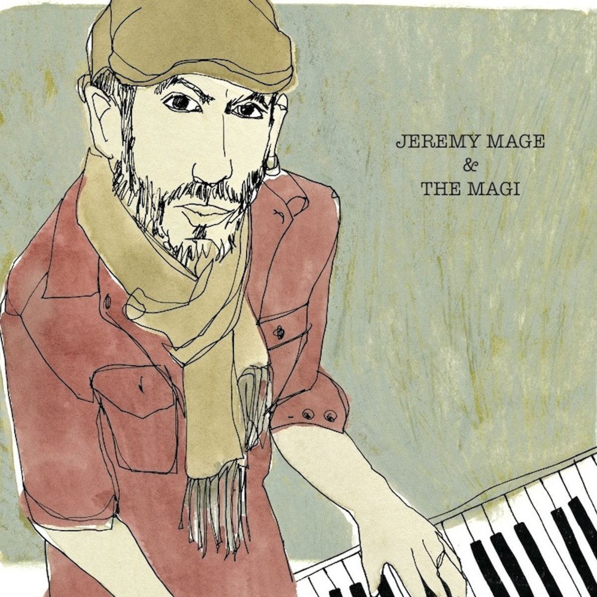 Jeremy Mage and The Magi artwork