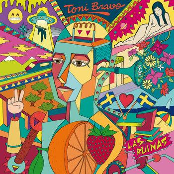 Toni Bravo (2014) cover art