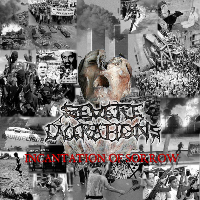 Incantation of Sorrow cover art