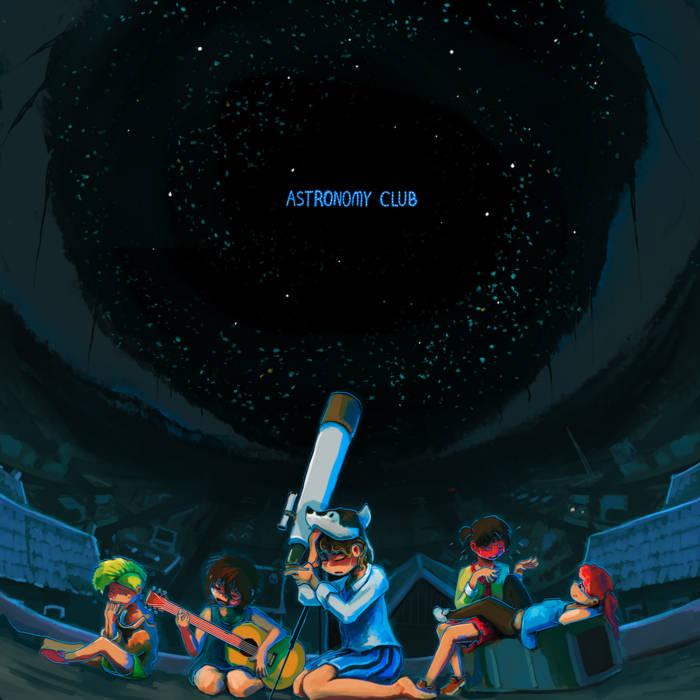 ᴅᴀɪᴋᴜ ɪɴᴅᴜsᴛʀɪᴇs -  astronomy club [MHR040]
