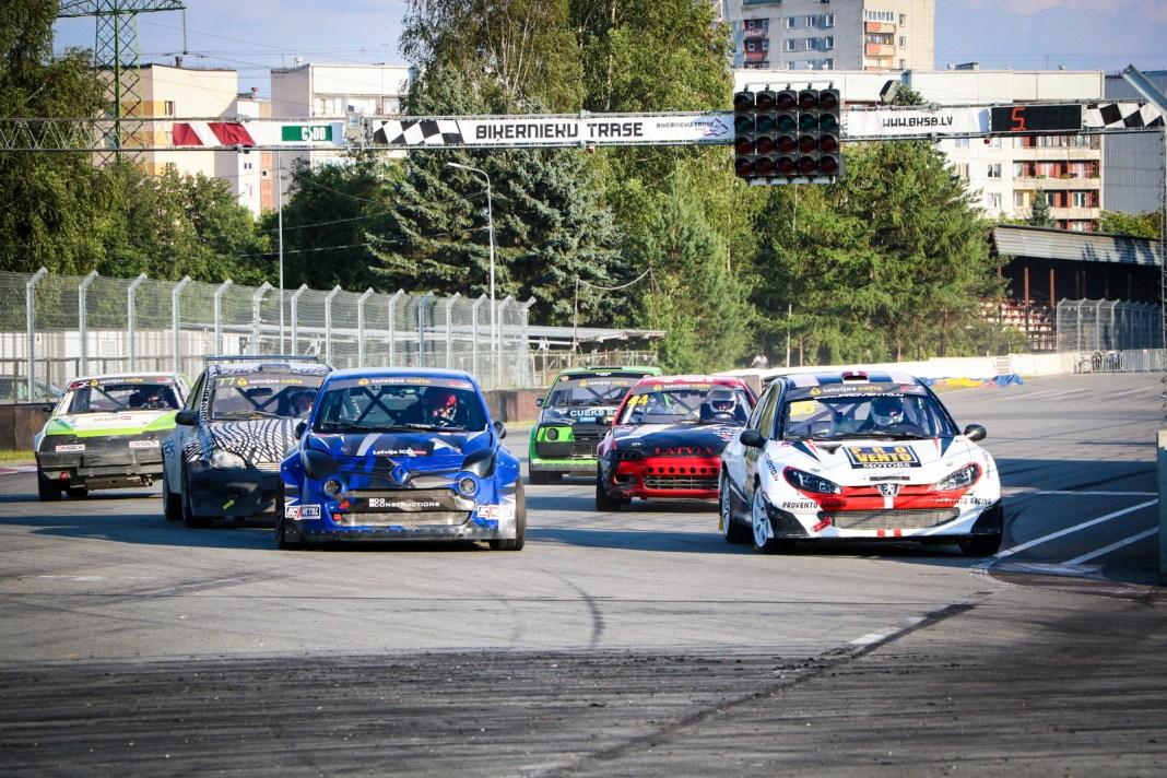 Biķernieku Motorsporta festivāls, foto: Edgars Beļakovs/F1LV