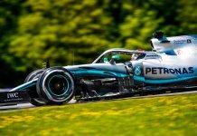 Hamiltons, Foto: Mercedes AMG F1